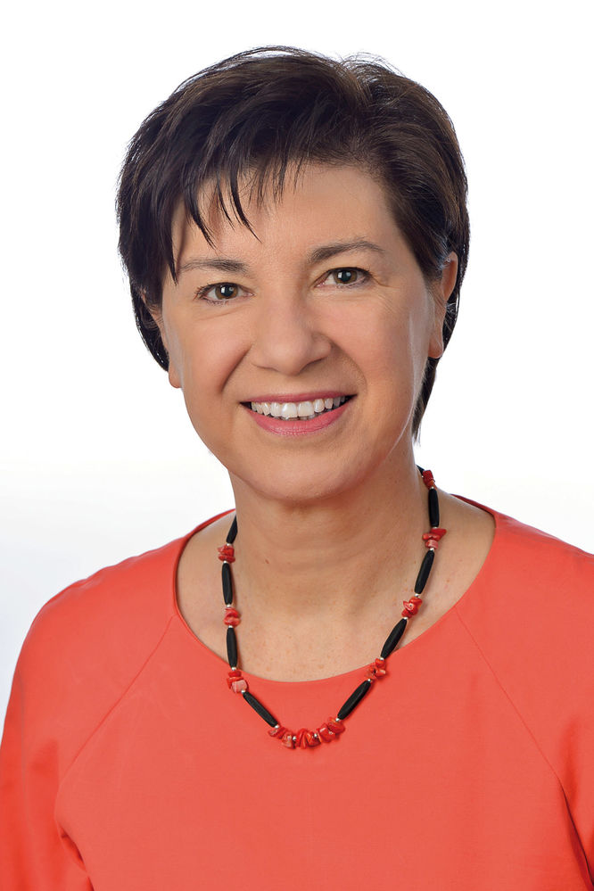 Ortsvorsteherin Anke Simon
