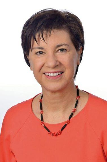 Ortsvorsteherin Anke Simon – gut für Mundenheim!