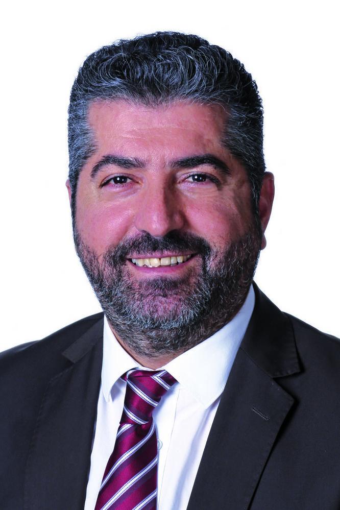 Ortsbeirat Baris Yilmaz